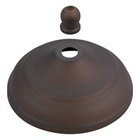 Monte Carlo Fan Company Remote Control Type Bowl Cap Kit Fan Accessory in Roman Bronze MC97RB