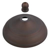 Monte Carlo Fan Company Remote Control Type Bowl Cap Kit Fan Accessory in Roman Bronze MC97RB