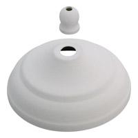 Monte Carlo Fan Company Remote Control Type Bowl Cap Kit Fan Accessory in Textured White MC97TW