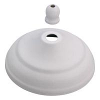 Monte Carlo Fan Company Remote Control Type Bowl Cap Kit Fan Accessory in White MC97WH
