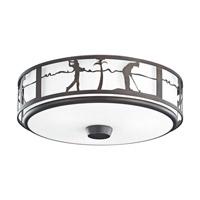 Monte Carlo Fan Company Motif Accessory in Roman Bronze MFGOLFRB