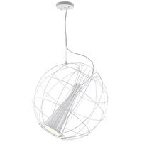 Matteo Lighting C62603WH Spotlight LED White Pendant Ceiling Light