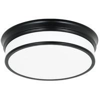Matteo Lighting M15401BK Navo LED 10 inch Black Ceiling Mount Ceiling Light