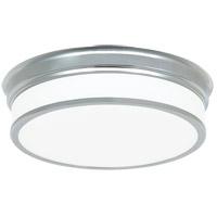Matteo Lighting M15402CH Navo LED 14 inch Chrome Ceiling Mount Ceiling Light