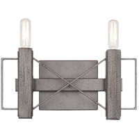 Stainless Steel Asher Wall Sconces