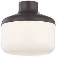 Mitzi by Hudson Valley Lighting H144501L-OB Livvy 1 Light 12 inch Old Bronze Flush Mount Ceiling Light