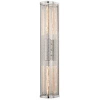 Mitzi by Hudson Valley Lighting H151102-PN Britt 2 Light 5 inch Polished Nickel ADA Wall Sconce Wall Light