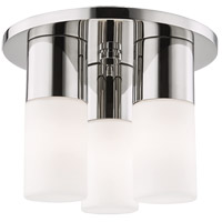 Mitzi H196503-PN Lola LED 9 inch Polished Nickel Flush Mount Ceiling Light