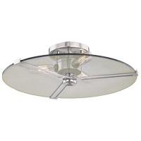 Mitzi H292503-PN Boni 3 Light 15 inch Polished Nickel Flush Mount Ceiling Light