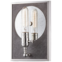 Mitzi H297101-PN Ripley 1 Light 8 inch Polished Nickel Wall Sconce Wall Light