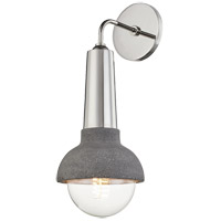 Mitzi H304101-PN Macy 1 Light 6 inch Polished Nickel Wall Sconce Wall Light