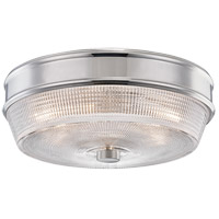 Mitzi H309501-PN Lacey 2 Light 10 inch Polished Nickel Flush Mount Ceiling Light