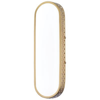 Mitzi H329102-AGB Phoebe 2 Light 6 inch Aged Brass Wall Sconce Wall Light
