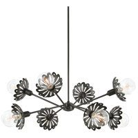 Mitzi H353808-OB Alyssa 8 Light 42 inch Old Bronze Chandelier Ceiling Light