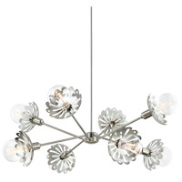 Mitzi H353808-PN Alyssa 8 Light 42 inch Polished Nickel Chandelier Ceiling Light