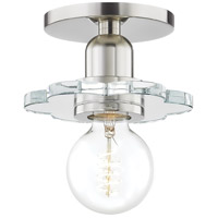 Mitzi H357101-PN Alexa 1 Light 6 inch Polished Nickel Wall Sconce Wall Light