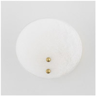 Mitzi H428101-AGB Giselle 1 Light 7 inch Aged Brass ADA Wall Sconce Wall Light