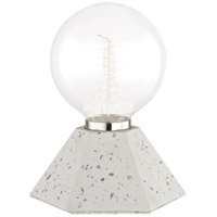 Lynn 8 inch 60 watt Terrazzo Table Lamp Portable Light