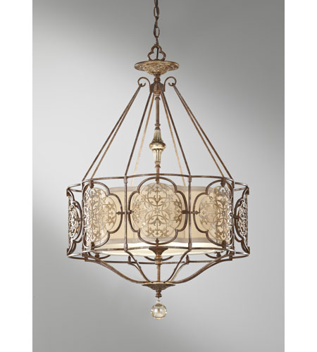 feiss marcella 3 light 21 inch british bronze and oxidized bronze chandelier ceiling light - Feiss Lighting