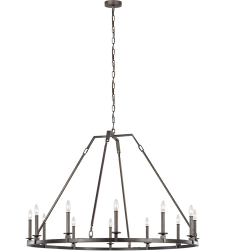 Smith Steel Landen Chandeliers