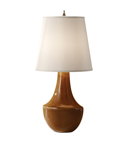 Feiss West Ridge 1 Light Table Lamp in Mink 10175MNK photo
