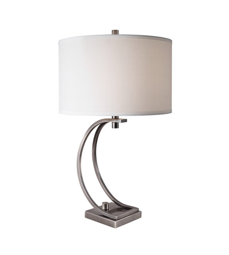 Feiss Signature 1 Light Table Lamp in Shadow 10222SHW photo