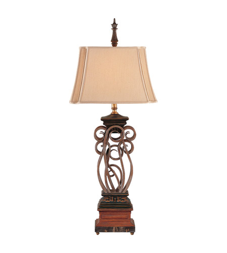 Feiss Independents 1 Light Table Lamp in British Bronze 9140BRB photo