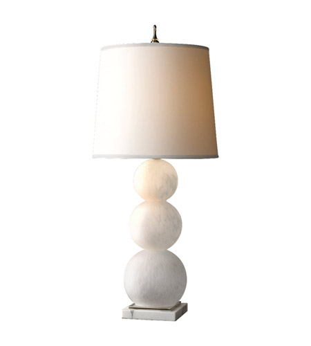 Feiss Independents 1 Light Table Lamp in Snow Flake 9866SF photo