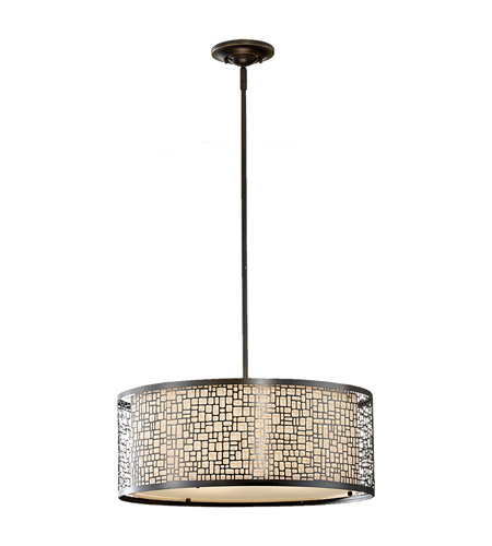 Murray Feiss Fusion Collection: Feiss F2638/3LAB Joplin 3 Light 20 Inch Light Antique