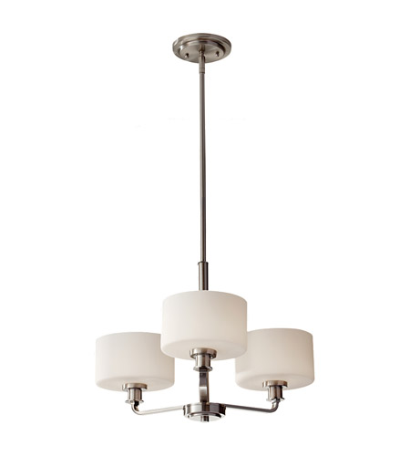 Steel Kincaid Chandeliers