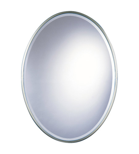 Feiss Westminster Mirror in Pewter MR1049PW photo