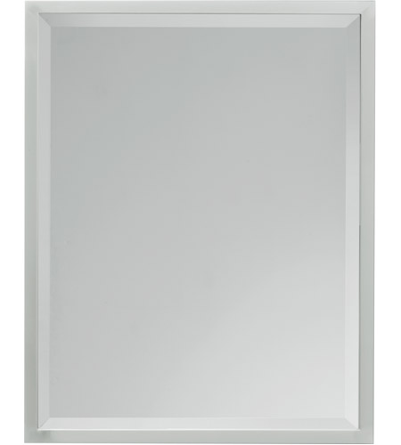 Feiss MR1093CH Halstad 30 X 24 inch Chrome Mirror Home Decor photo