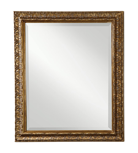 Feiss Agatha Mirror in Antique Gold MR1114AGD photo