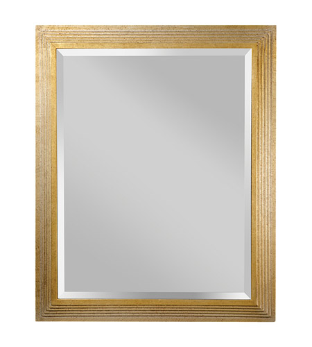 Feiss Darwin Mirror in Gold and Silver MR1117GD/SV photo
