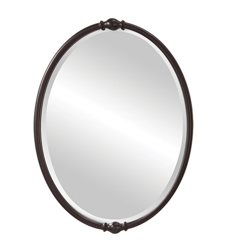 Feiss Jackie Mirror in Oil Rubbed Bronze MR1119ORB photo