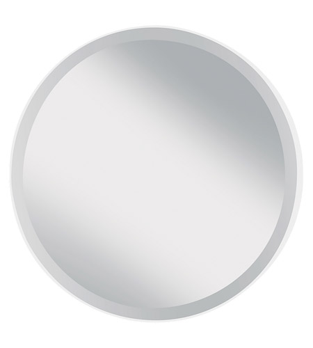 Feiss Johnson Mirror in White Matte MR1127WM photo