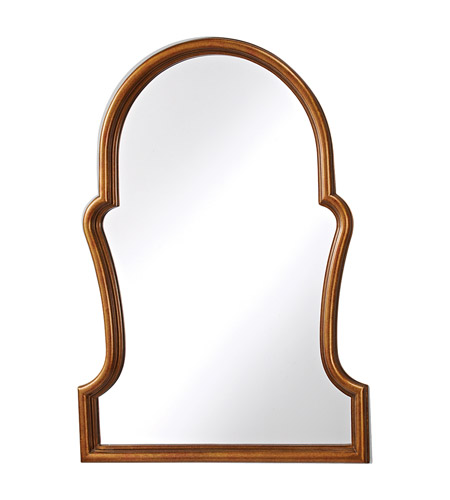 Feiss Cleo Mirror in Firenze Gold MR1130FG photo