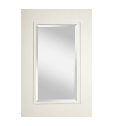 Feiss Smythe Mirror in White Matte MR1140WM photo