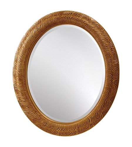 Feiss Arlene Mirror in Pale Antique Gold MR1142PAG photo