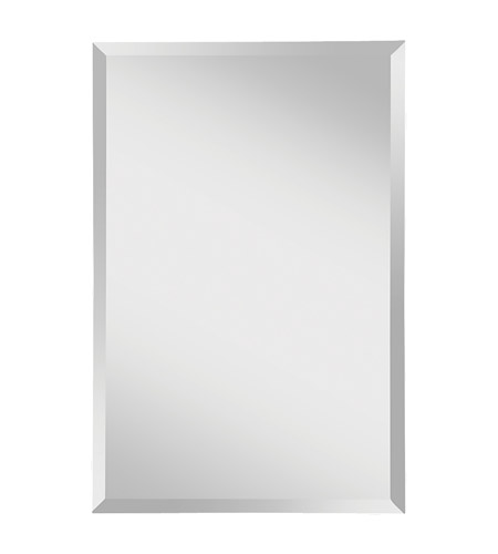 Murray Feiss Mirrors: Feiss MR1154 Infinity 36 X 24 Inch Mirror Glass Wall Mirror