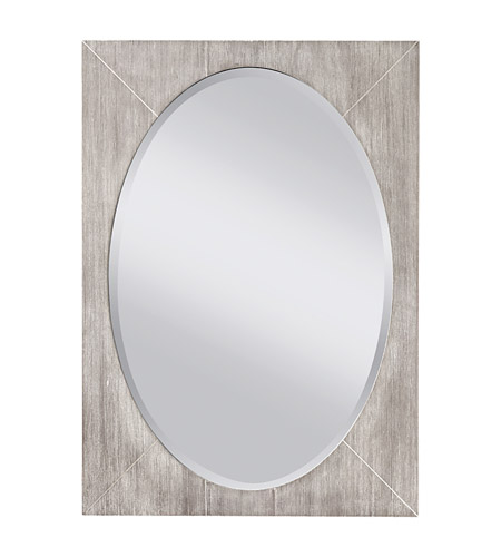Feiss Seaside Mirror in White Wash and Grey MR1164WWH/GY photo