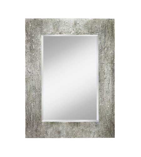 Feiss mr1221kp signature 48 x 36 inch kelp wall mirror for Mirror 48 x 36