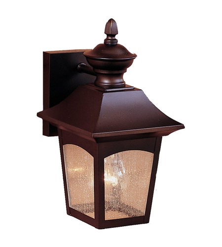 Feiss OL1000ORB Homestead 1 Light 12 inch Oil Rubbed Bronze Outdoor Wall Sconce in Standard photo