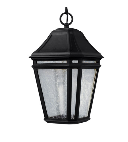 Feiss Black Londontowne Outdoor Pendants