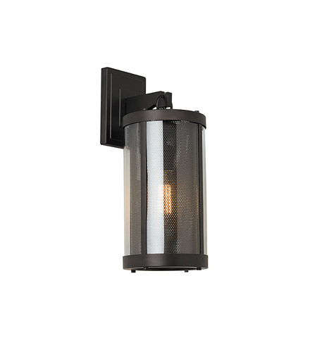 Feiss OL12001ORB Bluffton 1 Light 19 inch Oil Rubbed Bronze Outdoor Lantern Wall Sconce photo thumbnail