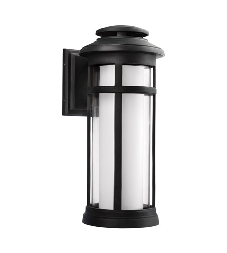 Feiss OL12502DWZ-LED Oakfield LED 21 inch Dark Weathered Zinc Outdoor Wall Lantern  photo
