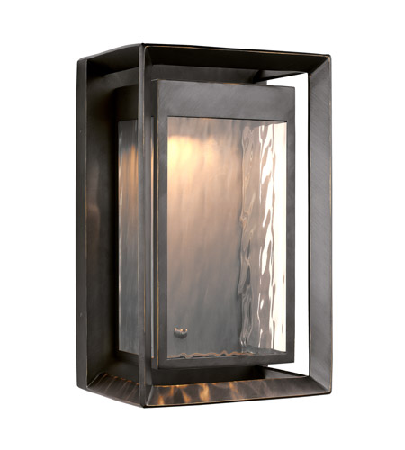 Feiss OL13702ANBZ-L1 Urbandale LED 16 inch Antique Bronze Outdoor Wall Lantern photo thumbnail