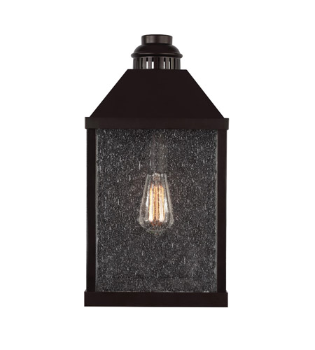 Feiss OL18002ORB Lumiere 1 Light 19 inch Oil Rubbed Bronze Outdoor Lantern Wall Sconce photo