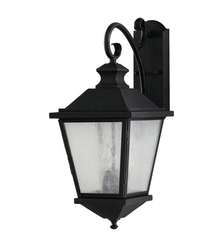 Murray Feiss Lighting Parts: Feiss OL5702BK Woodside Hills 3 Light 23 Inch Black