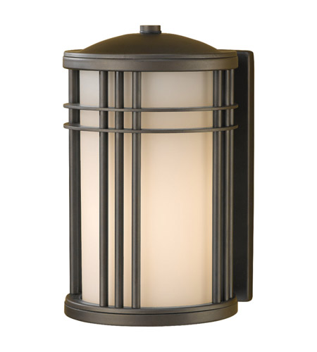 Feiss Colony Bay 1 Light Outdoor Wall Lantern in Oil Rubbed Bronze OL6701ORB photo